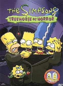 The Simpsons: Treehouse Of Horror (DVD)