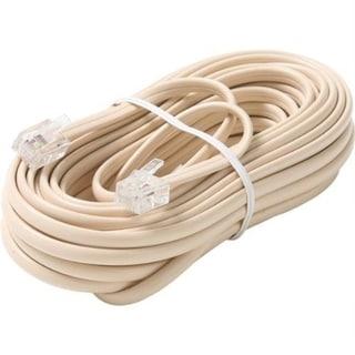 Steren BL-324-100IV Premium Telephone Line Cable