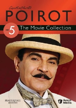 Poirot: The Movie Collection Set 5 (DVD)