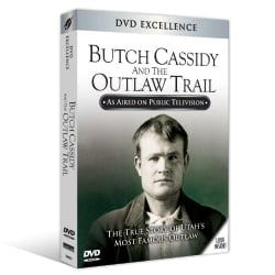 Butch Cassidy And The Outlaw Trail (DVD)