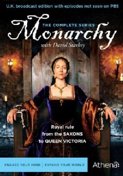 Monarchy: The Complete Series (DVD)