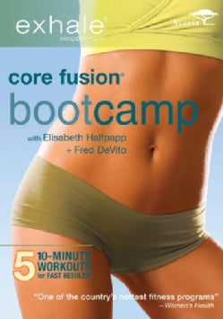 Exhale: Core Fusion Bootcamp (DVD)