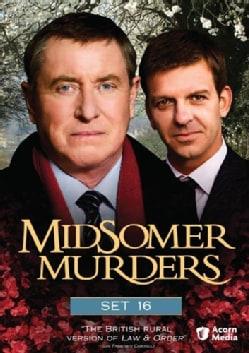 Midsomer Murders Set 16 (DVD)