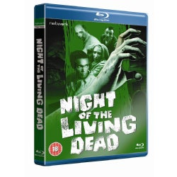 NIGHT OF THE LIVING DEAD (1968) (BLU-RAY)