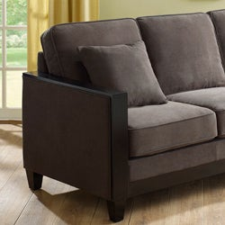 Charcoal Brooks Sofa