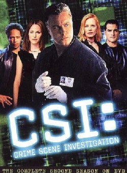 CSI: Crime Scene Investigation: Complete Second Season (DVD)