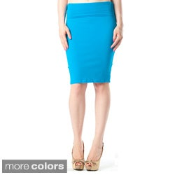 Tabeez Women's Stretchy Skirt