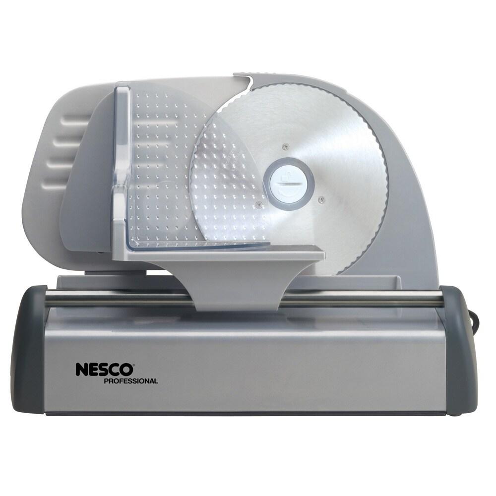 Nesco FS-150PR Professional 150-Watt Food Slicer at Sears.com