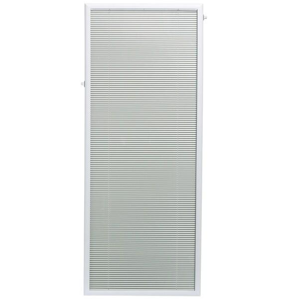 ODL BWM256601 Flush Frame Patio Door Enclosed Blind (25 x 66) thumbnail