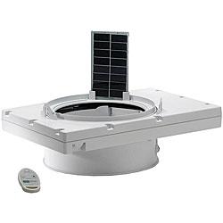 ODL Solar-powered Dimmer Kit for 10-inch Skylight