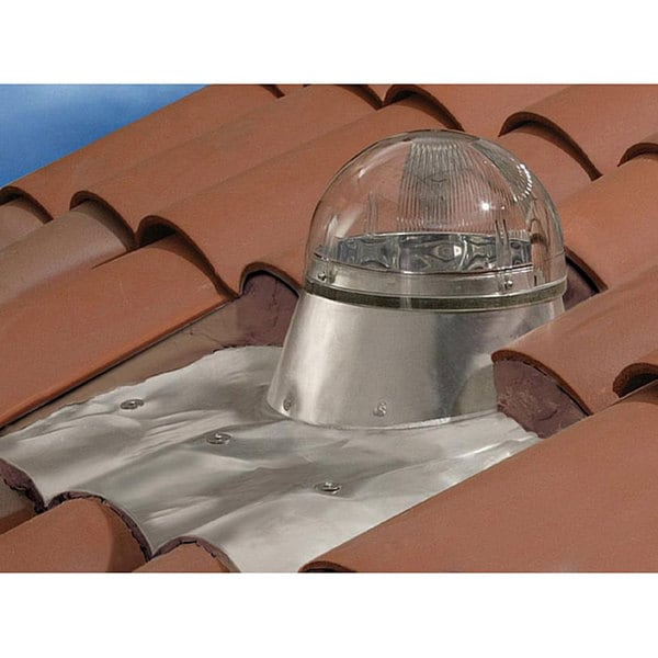 ODL 10-inch Formable Aluminum Flashing Tubular Skylight