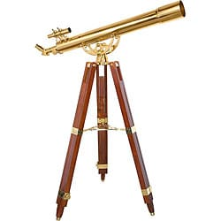 Anchormaster 36-power Brass Telescope
