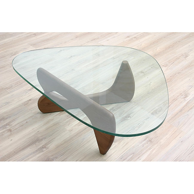Tribeca Triangle Coffee Table