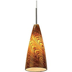 Transitions Ambiance Monopoint Antique Brushed Nickel Pendant