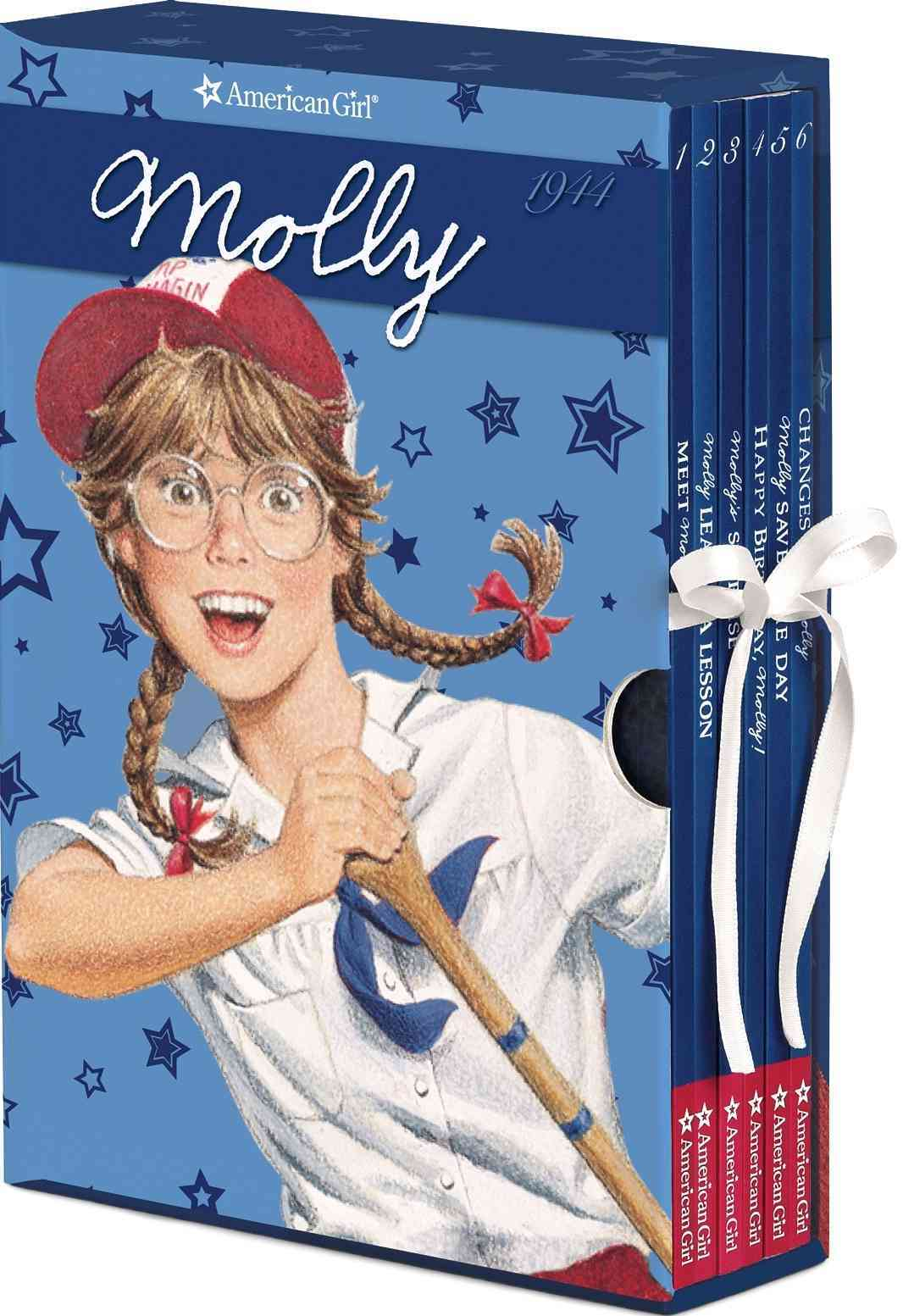 Molly Boxed Set With Game