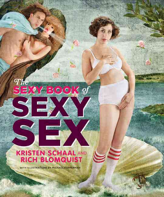 The Sexy Book of Sexy Sex (Hardcover)