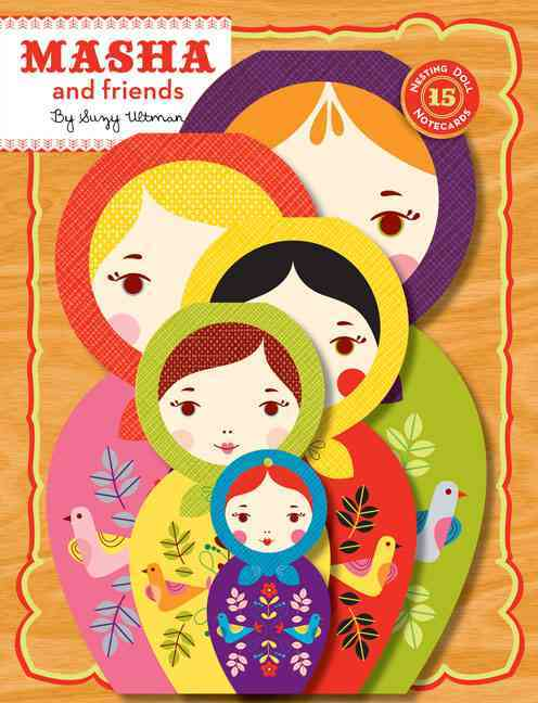 Masha and Friends (Cards)
