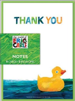 Eric Carle Thank-you Notes (Cards)