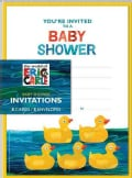 Baby Shower Invitations: The World of Eric Carle Baby Invitations (Cards)