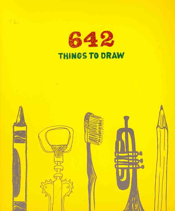 642 Things to Draw (Notebook / blank book)