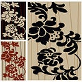Amalfi Asian Area Rug (3'3 x 4'11)