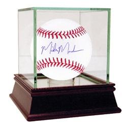 Mike Madsen Autographed MLB Baseball