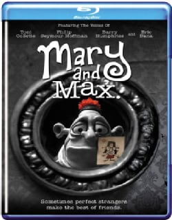 Mary and Max (Blu-ray Disc)