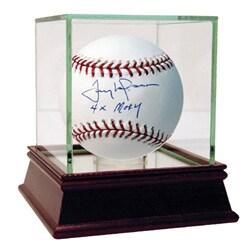 MLB Autographed Willie Randolph Baseball