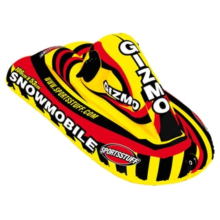 Extreme Kid's Snowmobile Inflatable Heavy-gauge PVC Snow Tube