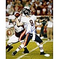 Rex Grossman Throwing 8x10 Signed Photograph