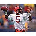 Donovan McNabb SyracuseClose-up 8x10 Signed Photo