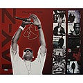 Jay-Z Discography 16x20 Signed Photograph