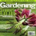 OG (Organic Gardening) Magazine, 6 issues for 1 year(s)