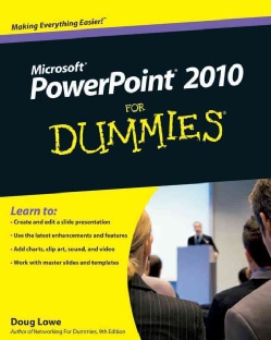 PowerPoint 2010 For Dummies (Paperback)