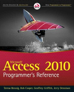 Microsoft Access 2010 Programmer's Reference (Paperback)