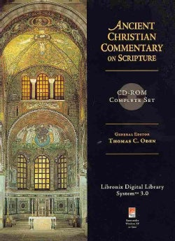 Ancient Christian Commentary on Scripture: Windows Version (CD-ROM)