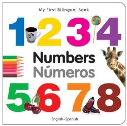 Numbers: English-spanish (Board book)