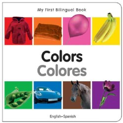 Colors / Colores (Board book)