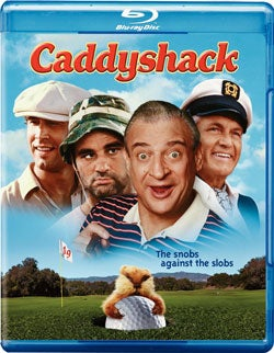 Caddyshack (Blu-ray Disc)