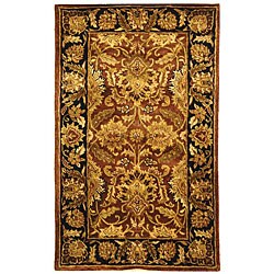 Shaw Bling Collection Super Shag Area Rug 4 X 6