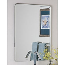 Samson Large Frameless Mirror