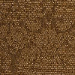 Indoor/ Outdoor Kaii Chocolate/ Natural Rug (4' x 5'7)