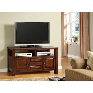 Furniture of America Mission Ezra Entertainment Console