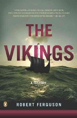 The Vikings: A History (Paperback)