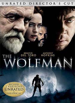 The Wolfman (DVD)