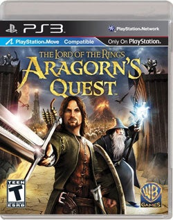 PS3 - The Lord of the Rings: Aragorn`s Quest