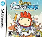 NinDS - Scribblenauts 2 - By WB Games