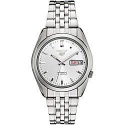 Seiko Men's SNK355K Automatic Stainless Steel Watch