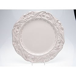 Certified International Firenze Ivory 16-inch Round Platter