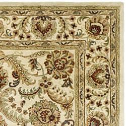 Safavieh Handmade Babol Ivory Wool Rug (7'6 x 9'6)